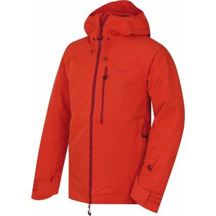 Pánská lyžařská bunda HUSKY Gomez M cihlová