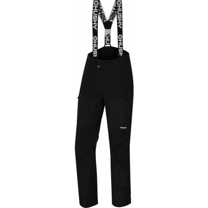Dámské hardshellové kalhoty HUSKY Komly L černá