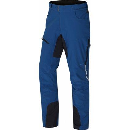 Pánské softshellové kalhoty HUSKY Keson M tm.modrá
