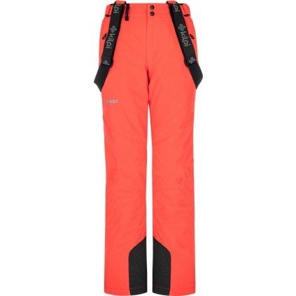Dámské lyžařské kalhoty KILPI Elare-w korálová