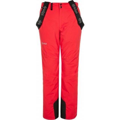 Dámské lyžařské kalhoty KILPI Elare-w červená