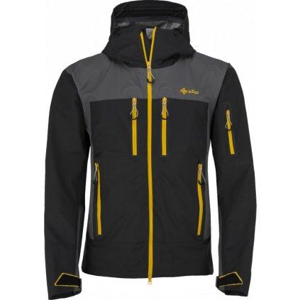 Pánská outdoorová bunda KILPI Hastar-m černá