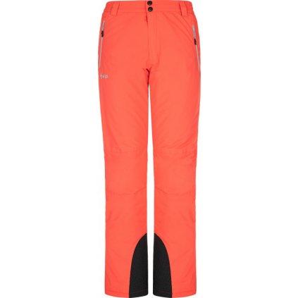 Dámské lyžařské kalhoty KILPI Gabone-w korálová
