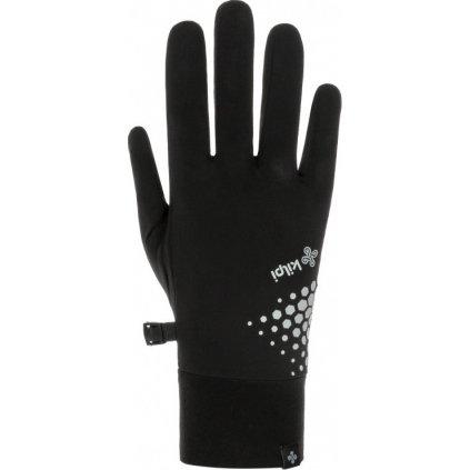 Sportovní rukavice KILPI Caspi-u černá
