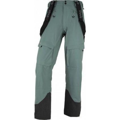 Pánské lyžařské kalhoty KILPI Lazzaro-m khaki