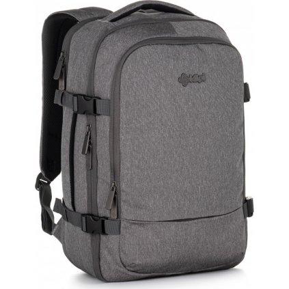 Cestovní batoh KILPI Kerou-u tmavě šedá