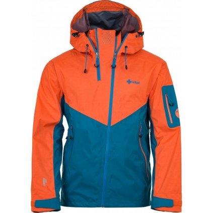 Pánská outdoorová bunda KILPI Metrix-m modrá