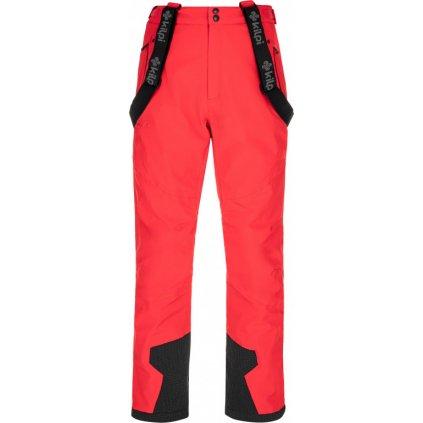 Pánské lyžařské kalhoty KILPI Reddy-m červená