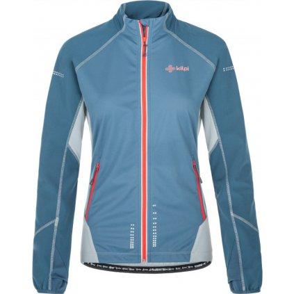 Dámská sportovní bunda KILPI Nordim-w modrá