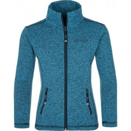Chlapecký fleecový svetr KILPI Regin-jb modrá