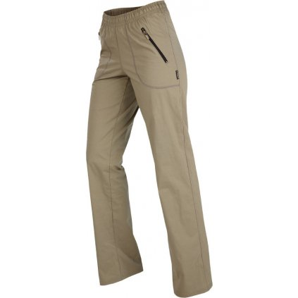 Dámské kalhoty LITEX béžové