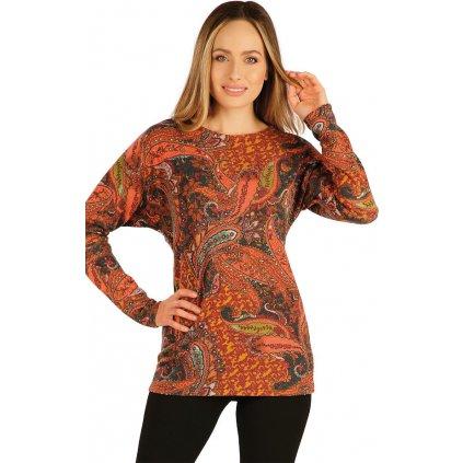Dámský svetr LITEX oranžový