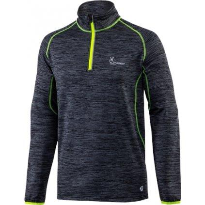Pánský thermo pulovr KLIMATEX Dagur antracit