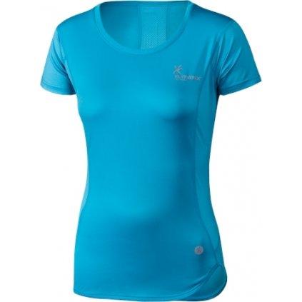 Dámské funkční triko KLIMATEX Aita modrá