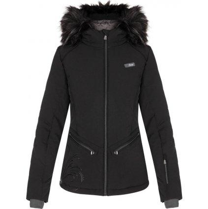 Dámská lyžařská bunda LOAP Odasia černá