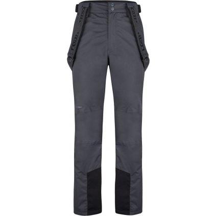 Pánské lyžařské kalhoty LOAP Fossi šedá
