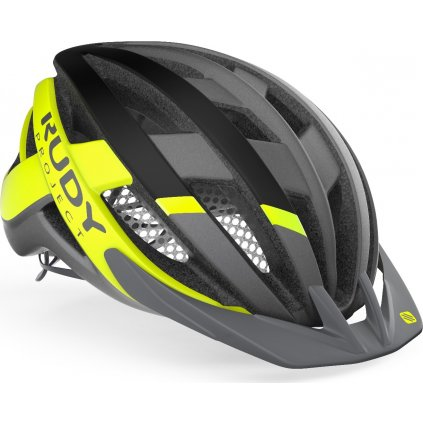 Cyklistická helma RUDY Venger Cross černá