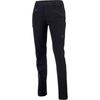 Dámské outdoorové kalhoty KLIMATEX Zora černá