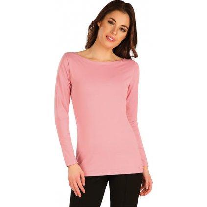 Dámské tričko LITEX růžové