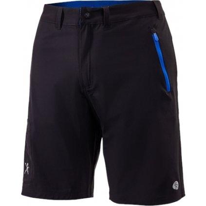 Pánské outdoorové šortky KLIMATEX Endro černá