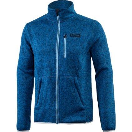 Pánský thermo svetr KLIMATEX Malek modrá