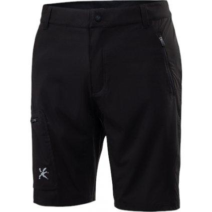 Pánské outdoorové šortky KLIMATEX Arley černá