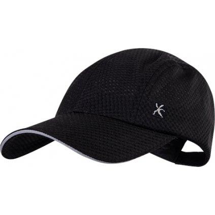 Kšiltovka KLIMATEX Rena černá