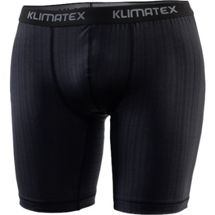 Pánské funkční boxerky KLIMATEX Daniel černá