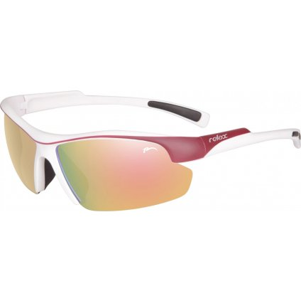 Sportovní sluneční brýle RELAX Lavezzi bílá