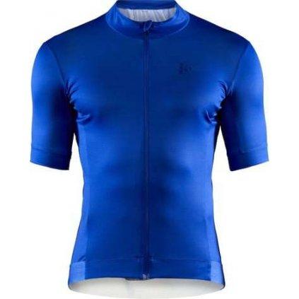 Pánský cyklistický dres CRAFT Essence modrá
