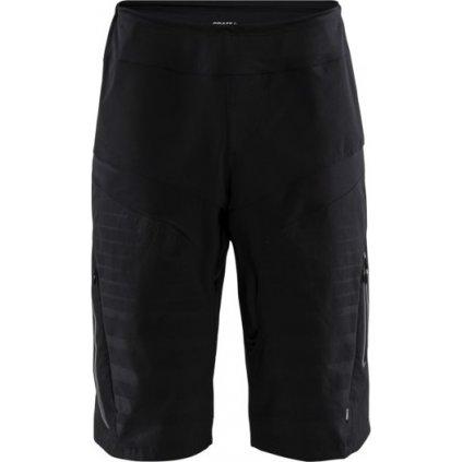 Pánské cyklistické šortky CRAFT Hale Xt černá
