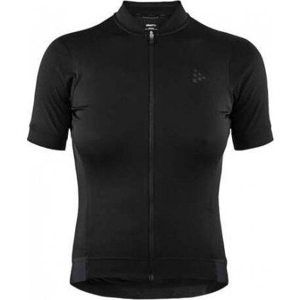 Dámský cyklistický dres CRAFT Essence černá