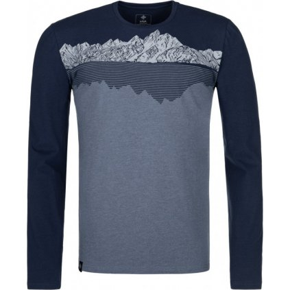Pánské tričko KILPI Drumon-m modrá