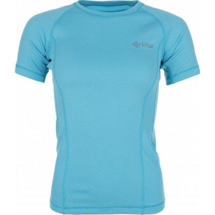 Dámské funkční tričko KILPI Dilleta světle modrá