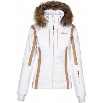 Dámská lyžařská bunda KILPI Mirsel-w bílá
