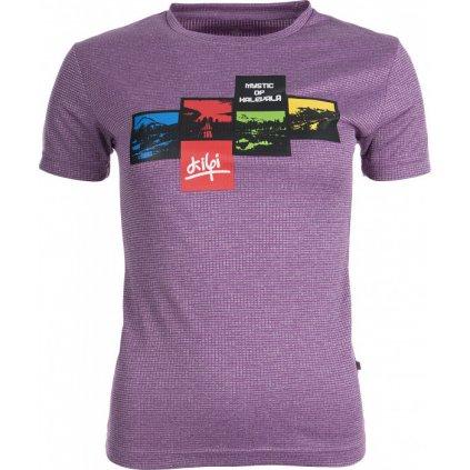 Dámské funkční tričko KILPI Sandora fialová