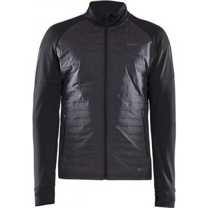 Pánská běžecká bunda CRAFT SubZ černá