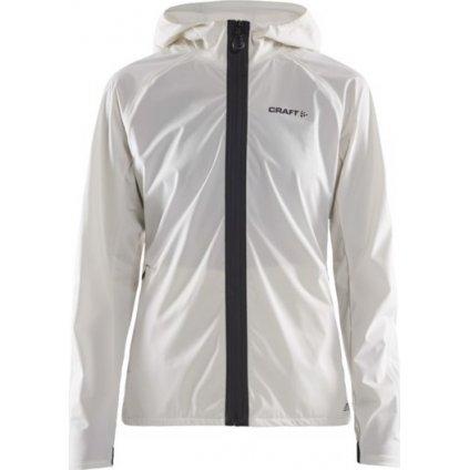 Dámská běžecká bunda CRAFT Hydro bílá