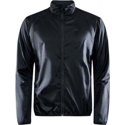 Pánská běžecká bunda CRAFT Pro Hypervent černá
