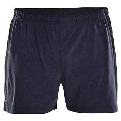 Pánské běžecké šortky CRAFT Breakaway 2v1 tmavě šedá