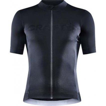 Pánský cyklistický dres CRAFT Essence tmavě šedá