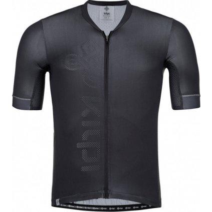 Pánský cyklo dres KILPI Brian-m černá