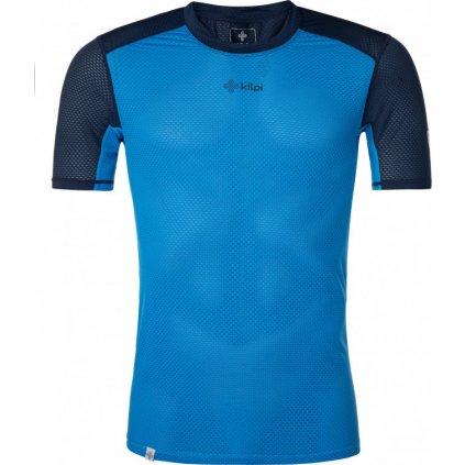 Pánské běžecké tričko KILPI Cooler-m modrá