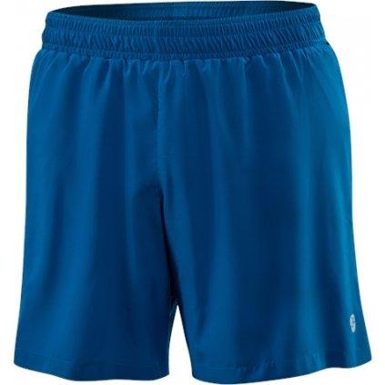 Pánské běžecké šortky KLIMATEX Mano modrá