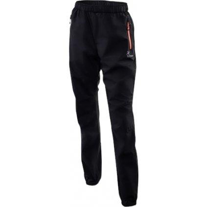 Dámské nepromokavé kalhoty KLIMATEX StormLight Nira černá