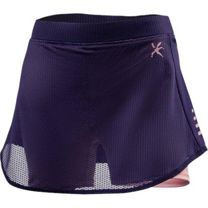 Dámská sportovní sukně KLIMATEX Nara modrá