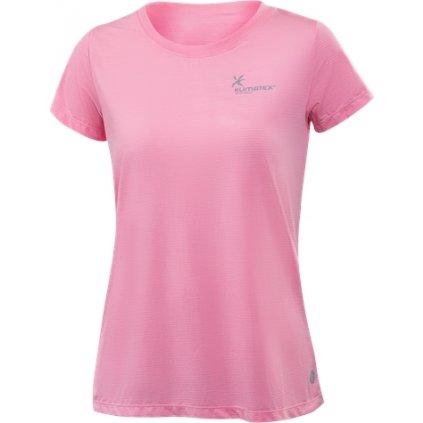Dámské funkční triko KLIMATEX Bree růžová