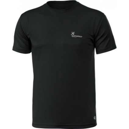 Pánské funkční triko KLIMATEX Idan černá