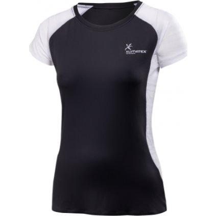 Dámské funkční triko KLIMATEX Sumale černá