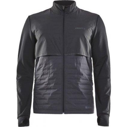 Pánská běžecká bunda CRAFT Lumen SubZ černá